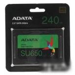 Продам SSD-накопитель A-Data SU650 - 240 Gb, Новосибирск