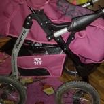 Продам коляску срочно, Новосибирск