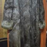 Продам шубу (нутрия, б/у), Новосибирск