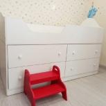 Детская кровать-комод, Новосибирск