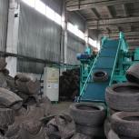 Оборудование для переработки и утилизации шин, Новосибирск