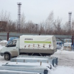 Пошив тента на газель с рекламой и без. По цене производителя, Новосибирск