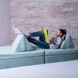 Детский модульный диван игрушка Yurta, Новосибирск