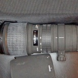 Sigma 100-300/4 EX DG HSM Canon EF, Новосибирск