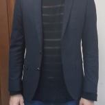 Клубный пиджак zara - черный новый !, Новосибирск