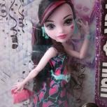 Кукла Monster High Дракулаура, Новосибирск