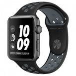 Apple Watch Nike+ 38mm Space Grey/Cool Grey, Новосибирск
