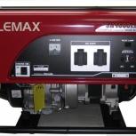 Продам бензогенераторы Elemax SH 4600EX-R пр.во Япония, Новосибирск