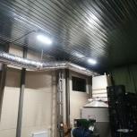 Монтаж систем вентиляции, Новосибирск
