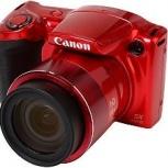 Canon PowerShot SX410 IS состояние нового, комплект полный, Новосибирск