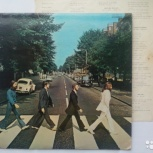 The Beatles Abbey Road (Red Wax) 1St Japan, Новосибирск