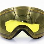 Горнолыжная маска двойные стекла, Новосибирск