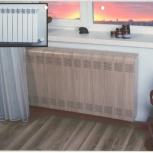 Установим декоративные экраны на батареи отопления. Изготовим экраны., Новосибирск