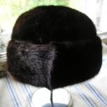 Продам женскую норковую шапку, Новосибирск
