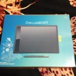 Продам графический планшет Wacom, Новосибирск