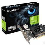 Видеокарта Gigabyte nVidia GeForce GT 710 (Новая), Новосибирск