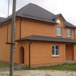 Строительство домов, коттеджей, таунхаусов, Новосибирск