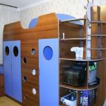 Кровать детская - корабль, Новосибирск