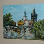Картины маслом и акрилом, Новосибирск