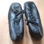 Продам лыжные ботинки новые, разных размеров, Новосибирск