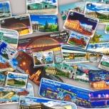 Сувенирные магниты с символикой Новосибирска, Новосибирск