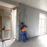 Ремонт под ключ от недорогого до элитного, Новосибирск