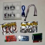 Набор электроники для 3Dпринтера или чпу станка, Новосибирск