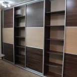 Шкафы-купе, гардеробные. Высокое качество, привлекательные цены., Новосибирск