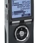 Диктофон Olympus DM-550, Новосибирск
