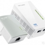 Wi-Fi+Powerline адаптер TP-link TL-WPA4220KIT, Новосибирск