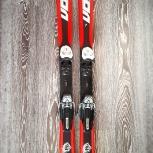 Горные лыжи на рост лыжника 140-158, Новосибирск