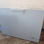 Продам морозильный ларь kraft bd w 335 bl, Новосибирск