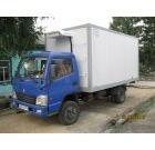 Водитель с личным грузовым авто, Новосибирск