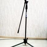 Стойка для микрофона, Новосибирск