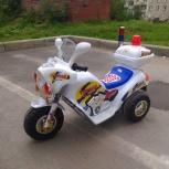 Электромотоцикл, Новосибирск