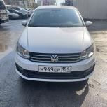 Прокат авто Volkswagen POLO 2018 г.в, Новосибирск