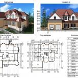 Строительство коттеджей,домов,бань!,, Новосибирск