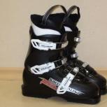 Продам детские горнолыжные ботинки р.23,5 для мальчика, Новосибирск