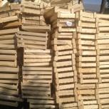 Деревянные ящики на дрова, Новосибирск