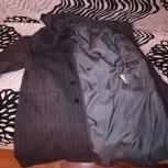 Продам пальто мужское 52 размер, Новосибирск