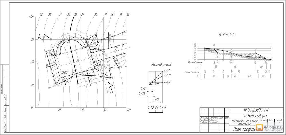 Готовые домашние задания по инженерной графике резьбовые соединения