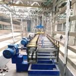 Автоматическая ,автоматизированная линия для производства профиля, Новосибирск