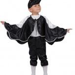 Карнавальный детский костюм Сорока, Новосибирск