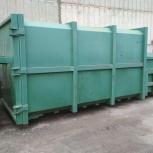 Пресс-компактор для мусора и отходов, Новосибирск