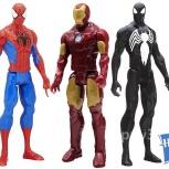 Супергерои Марвел. Фигурки 30 см. Hasbro, Новосибирск