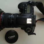 фотоаппарат Canon EOS 60D, оптика Canon EF 17-40mm, Новосибирск