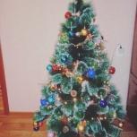 Искусственная елка 150см, Новосибирск