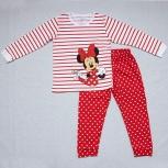 Новая пижама Минни Маус 3,4,5 лет, Новосибирск