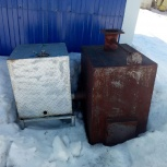 Печь для бани, Новосибирск