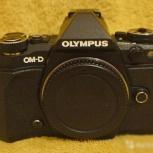 Olympus E-M5 Mark II, Новосибирск